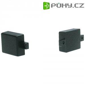 Modulová krabička MG Strapubox, (d x š x v) 28 x 23 x 10 mm, černá (MG 23-OSW)
