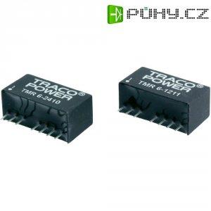 DC/DC měnič TracoPower TMR 6-0511, SIL-8, 1,2 A, 5 V/DC / 5 V/DC, 6 W, 81 %