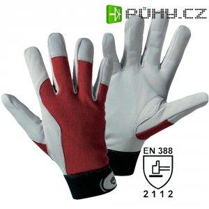 Pracovní rukavice, materiál Interlock, velikost 8