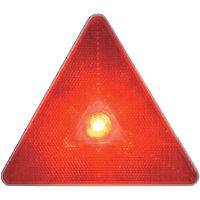 Zadní LED trojúhelník SecoRüt, 94290, červená