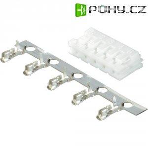 Konektor Li-Pol Modelcraft, zásuvka EH, 2 články
