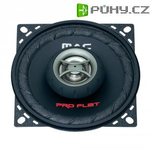 Koaxiální reproduktory MacAudio ProFlat 10.2, 100 mm, 180 W