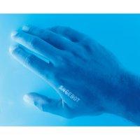 UV barva pro razítka, modrá