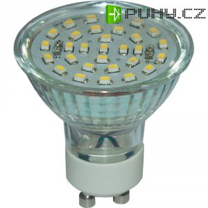 LED žárovka, 8632c23a, GU10, 1,5 W, 230 V, 56,5 mm