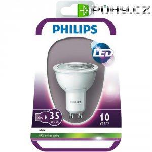 LED žárovka Philips GU10, 4 W, studená bílá