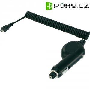 USB nabíječka Basetech KUC-1000, nabíjecí proud 1000 mA, černá
