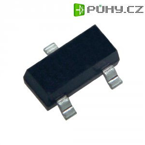 Bipolární tranzistor Taiwan Semiconductor BC857B RF, PNP, SOT-23, 100 mA, -45 V