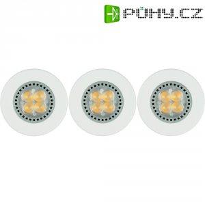Sada vestavných LED osvětlení JEDI Lighting Optima S35 JE11530, 3 ks, bílá