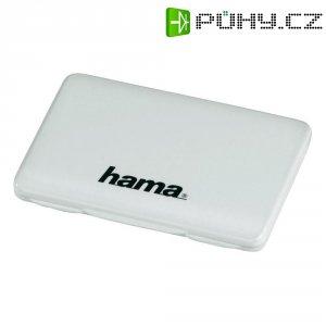 Pouzdro Hama na paměťové karty, bílé