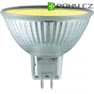Reflektorová žárovka Sygonix, GU5.3, 20 W, žlutá