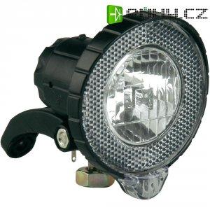 Přední světlo pro jízdní kola,halogen, se světelným čidlem