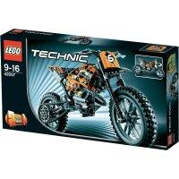 Krosový motocykl LEGO TECHNIC 42007