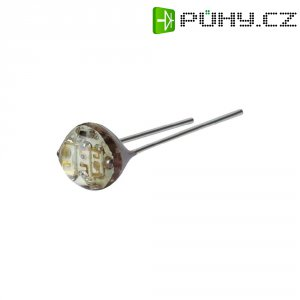 LED dioda kulatá s vývody, F45B, 20 mA, 5 mm, 500 mcd, RGB