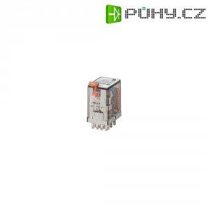 Miniaturní relé série 55,34 s 4 přepínacími kontakty Finder 55.34.8.110.0040, 7 A
