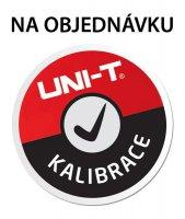 Kalibrace UNI-T UT 61D (DCU, ACU, DCI, ACI, R)