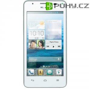 Smartphone Huawei Ascend G525,1,2 Ghz, DualSIM, Android 4.1 , displej 11,43 cm, bílá