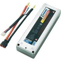 Akupack Li-Pol (modelářství) Conrad energy 209140, 7.4 V, 5400 mAh