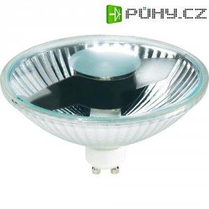 Halogenová žárovka SLV, 230 V, 75 W, GU10, Ø 111 mm, stmívatelná, teplá bílá