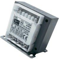 Bezpečnostní transformátor Block EL 18/9, 2x 9 V, 18 VA