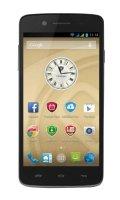Prestigio MultiPhone 5507, černý (PSP5507DUOBLACK)