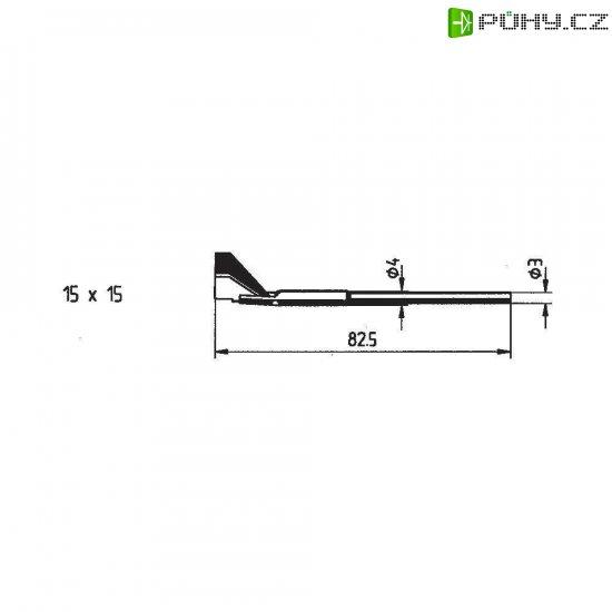 Odpájecí pár hrotů 422 QD6 - Kliknutím na obrázek zavřete
