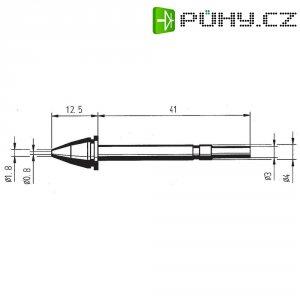 Odpájecí špička Ersa X-Tool EN 0818, Ø 1.8 mm
