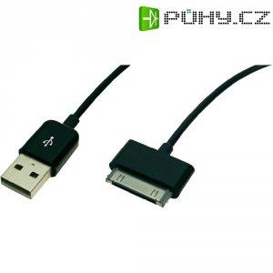Datový kabel LogiLink pro iPhone/iPad/iPad 2/iPod