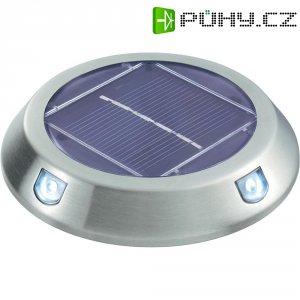 Solární zahradní LED svítidlo, 2 ks