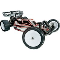 RC model EP Buggy TeamC TC02Evo, 1:10, 2WD, stavebnice