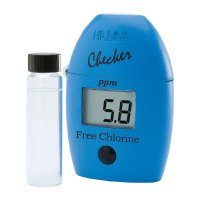 Práškové činidlo Hanna Instruments HI 711-25 k přístrojům pro měření chlóru (kolorimetr), pro 25 testů