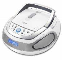 Radio CD přehrávač ORAVA RCD-806 W