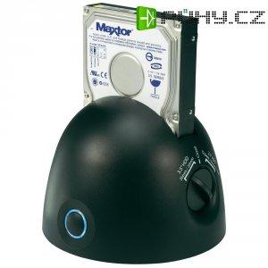 HDD dokovací stanice, USB 3.0, ochrana proti prachu