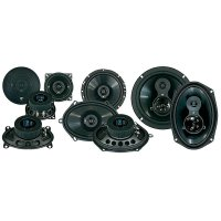 Koaxiální reproduktory Hifonics Titan 13 cm, 130 mm, 150 W