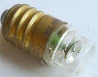 Doutnavka 230V E14 TESLA, typ 891 (malá)