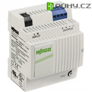 Zdroj na DIN lištu Wago Epsitron Compact Power 787-1012, 2,5 A, 24 V/DC