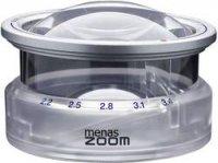 Lupa Eschenbach Menas Zoom 14388, 65 mm, 2,2 - 3,4x