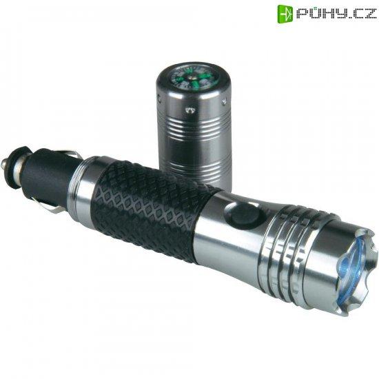 Kapesní LED svítilna, 77887, 12 V - Kliknutím na obrázek zavřete
