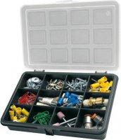 Krabička na součástky 180x128x32mm 12 sekcí