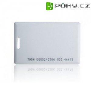 Bezkontaktní silná RFID karta - karty čip pro RFID čtečky , kódové, přístupové a biometrické systémy (125 kHz), Sebury standard thick (tlustá, odolná), BEC-01