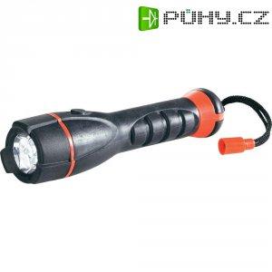 Kapesní LED svítilna LED-Outdoor, 0,35 W, černá
