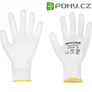 Ochranné rukavice Perfect Fit, 2232255-08, polyamid, bílá