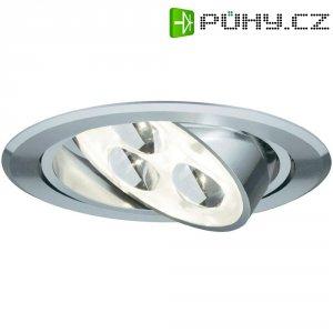 Vestavné LED světlo do nábytku Paulmann Micro Line naklápěcí, 3x 3 W, hliník
