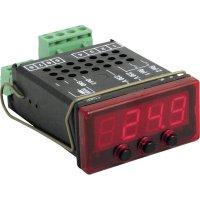 Panelový rozdílový regulátor teploty Greisinger GIR 230 NTC / DIV, 46 x 22 mm, 113110