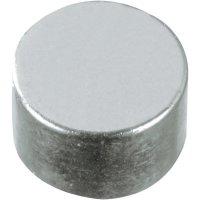 Permanentní magnet kulatý PIC-M0805, (Ø x d) 8 mm x 5 mm, N35