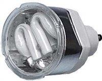 Úsporná žárovka 230V/9,5W GU10,bílá teplá, DOPRODEJ