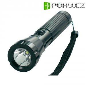 Kapesní aku LED svítilna Mellert TL 41, 12 - 24 V/DC, černá