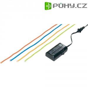Světelné kabely s RC spínačem, 60 cm, zelená