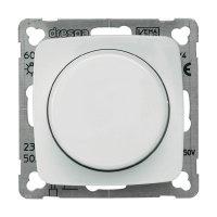 Stmívač Monte, 102009, 60 - 500 W, bílá