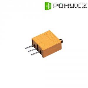 Přesný vřetenový trimr Vishay, 0,5 W, 10%, typ 64W, 50R