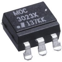 Optočlen Isocom Components MOC3023XSMT/R, DIL 6 SMD